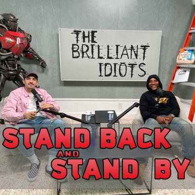 Cover art for Stand Back and Stand By