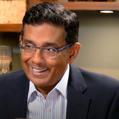 Cover art for The Candace Owens Show: Dinesh D'Souza