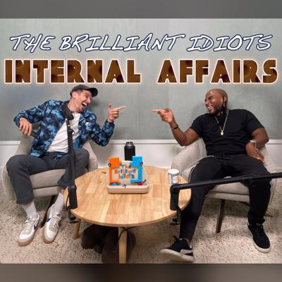 Cover art for Internal Affairs