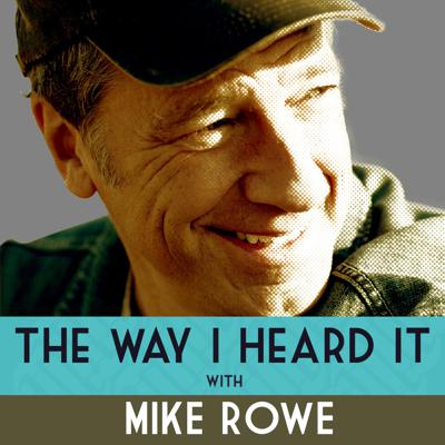 All good stories have a twist, and all great storytellers are just a little twisted. Join Mike Rowe for a different take on the people and events that you thought you knew -- from pop-culture to politics from Hollywood to History... The Way I Heard It with Mike Rowe -- short mysteries for the curious mind with a short attention span.