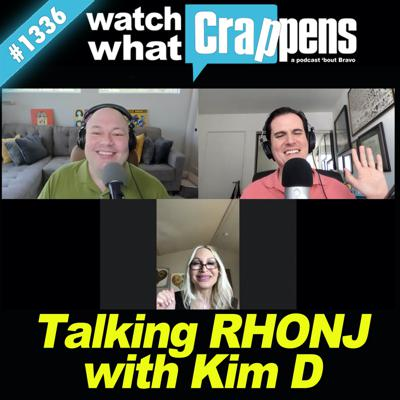 Cover art for Talking RHONJ with Kim D