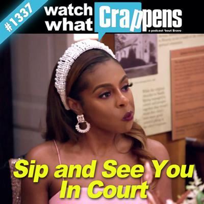 Cover art for RHOP: Sip and See You In Court