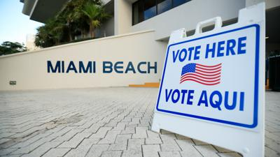 Cover art for Florida is a battleground for voting rights too