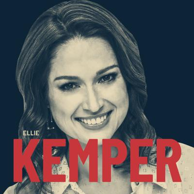 Cover art for Ellie Kemper