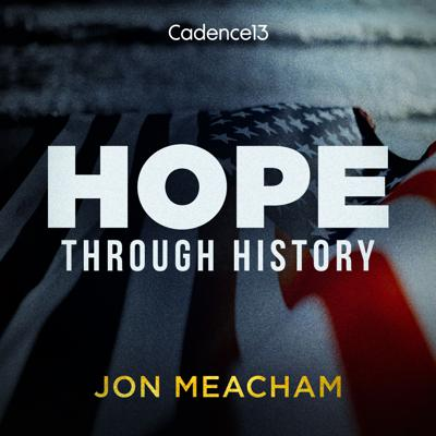 """Welcome to Hope, Through History, with Pulitzer Prize Winning and Best Selling Author and Historian, Jon Meacham and directed and produced by Cadence13, in partnership with HISTORY. HTH explores some of the most historic and trying times in American History, and how this nation dealt with these moments, the impact of these moments and how we came through these moments a unified nation. Season One takes a look at critical moments around the 1918 Flu Pandemic, the Great Depression, World War II, the polio epidemic and the Cuban Missile Crisis. These stories of crisis—the term originates in the writings of Hippocrates, as a moment in the course of a disease where a patient either lives or dies—are rich, and in our own 2020 hour of pandemic and slow-motion but indisputably real panic, there's utility in re-engaging with the stories of how leaders and citizens have reacted amid tension and tumult. The vicissitudes of history always challenge us in new and often-confounding ways; that's in the nature of things. Still, as Winston Churchill once remarked, """"The future is unknowable, but the past should give us hope""""—the hope that human ingenuity, reason, and character can combine to save us from the abyss and keep us on a path, in another phrase of Churchill's, to broad, sun-lit uplands."""