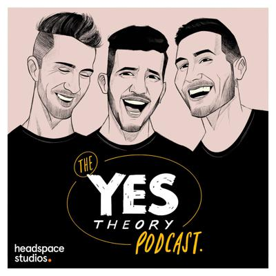 In order to achieve growth, discomfort is unavoidable. So why not seek it out? Yes Theory co-founders Matt, Ammar, and Thomas are turning off the cameras and turning on the mics to reflect upon how Discomfort actually might hold the keys to meaning and happiness. The Yes Theory Podcast shares behind-the-scenes stories and talks with expert guests to gather insights about the world at large, our place in it, and one another.