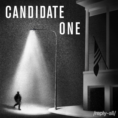 Cover art for #163 Candidate One