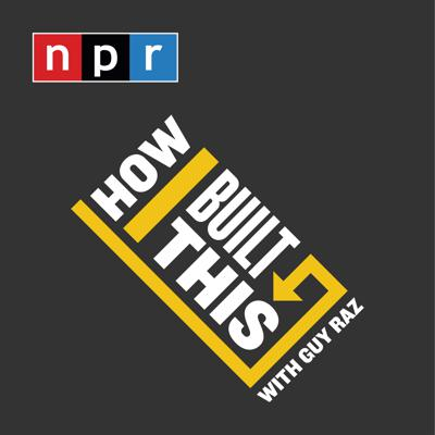 Guy Raz dives into the stories behind some of the world's best known companies. How I Built This weaves a narrative journey about innovators, entrepreneurs and idealists—and the movements they built. Pre-order the How I Built This book at https://smarturl.it/HowIBuiltThis.