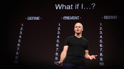 Cover art for Why you should define your fears instead of your goals | Tim Ferriss