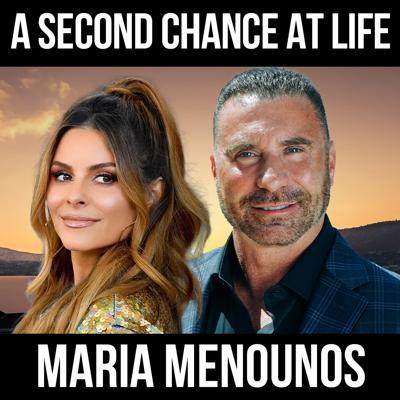 Cover art for A Second Chance at Life - w/ Maria Menounos