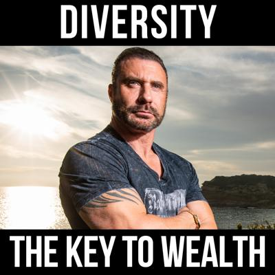Cover art for Diversity: The Key to Wealth- w/ Ed Mylett
